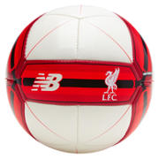 New Balance Mini ballon LFC Dispatch 2016, Blanc