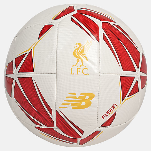 New Balance Liverpool FC Dispatch Mini Football, LFLDIMI9WTR