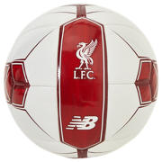 NB Liverpool FC Dispatch Ball, White with Red