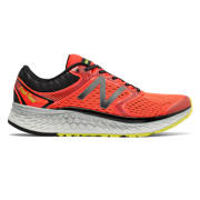 New Balance Fresh Foam 1080v7, Alpha Orange with Hi-Lite