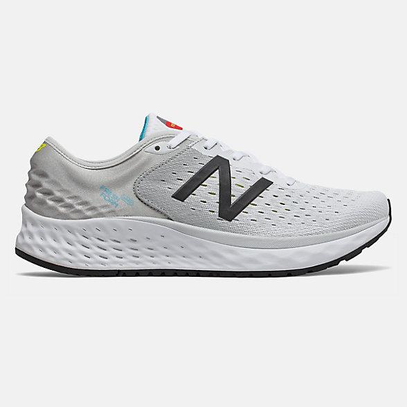 New Balance 1080 V9系列男款跑步运动鞋, M1080SF9