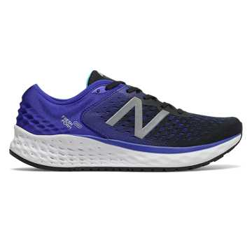 New Balance Fresh Foam 1080v9, UV Blue with Black & Bayside
