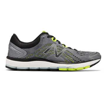 New Balance 1260v7, Gunmetal with Black