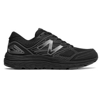 New Balance 1340v3, Black with Grey