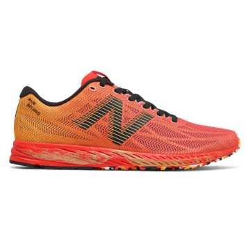 New Balance 1400 V6系列城市款男款跑步運動鞋, 陽光橙