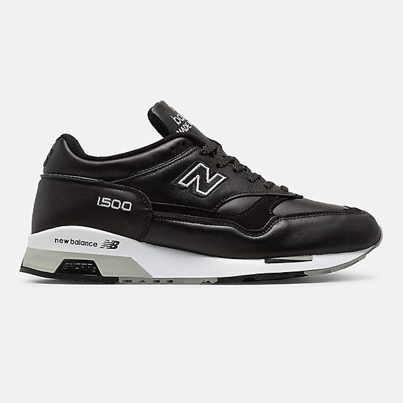 New Balance 英国原产1500系列男款复古休闲鞋, M1500BK