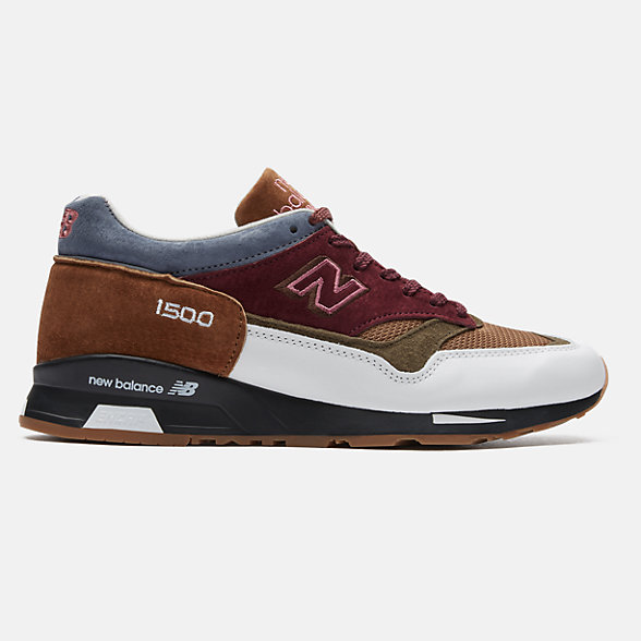 NB Made in UK 1500 Scarlet Stone, M1500BWB