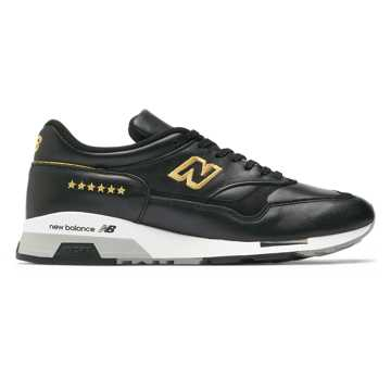 New Balance Made in UK 1500 LFC, Black with Gold