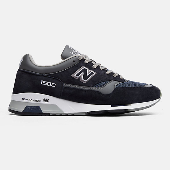 New Balance 英国原产1500系列男女同款复古休闲运动鞋, M1500PNV