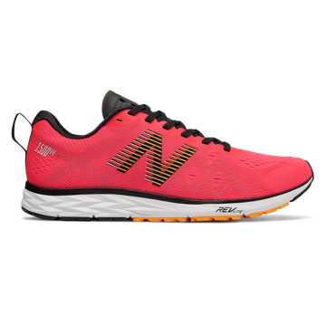 New Balance 1500v4, Bright Cherry with Black