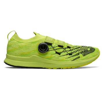 New Balance 1500T2 Boa, Sulphur Yellow with Bleached Lime Glo & Black