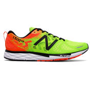 New Balance New Balance 1500v3, Vert lime fluo et orange alpha