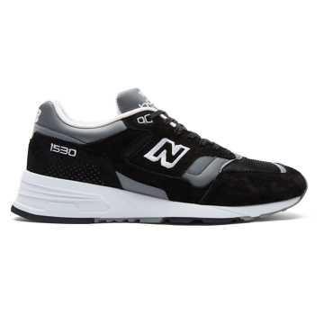 New Balance 英国原产M1530男女同款复古休闲运动鞋 复古经典 潮流舒适, 黑色