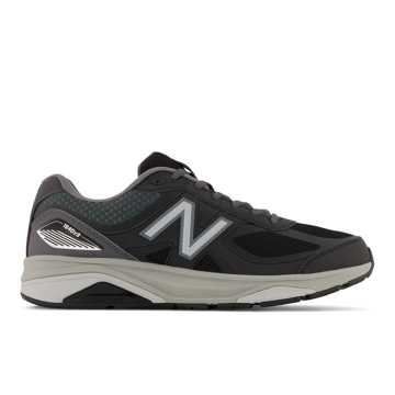 New Balance 1540v3 Made in US, Black with Castlerock