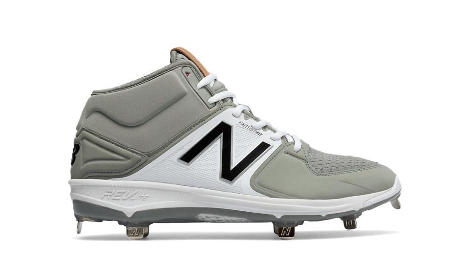 New Balance Mid-Cut Metal 3000v3 Grey/White
