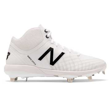 New Balance 4040v5 Mid-Cut Metal, White