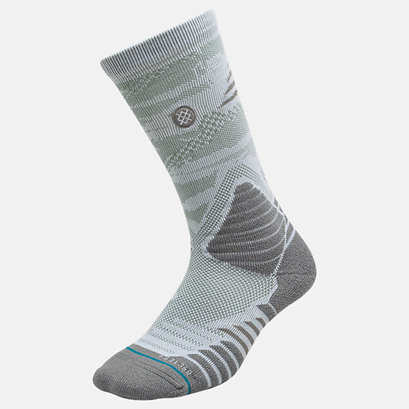 New Balance New Balance x Stance Hoops Socks, M557C19OMNG