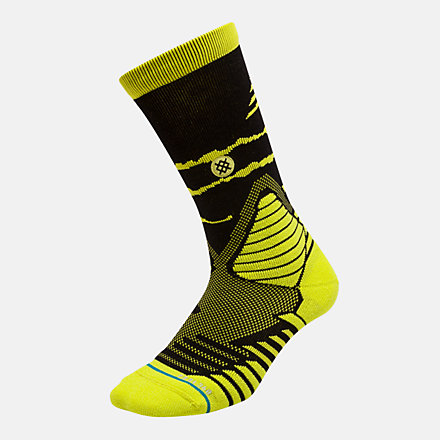 New Balance New Balance x Stance Hoops Socks, M557C19OMSB image number null