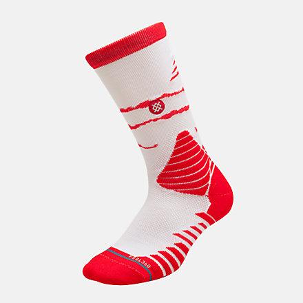 New Balance New Balance x Stance Hoops Socks, M557C19OMSR image number null
