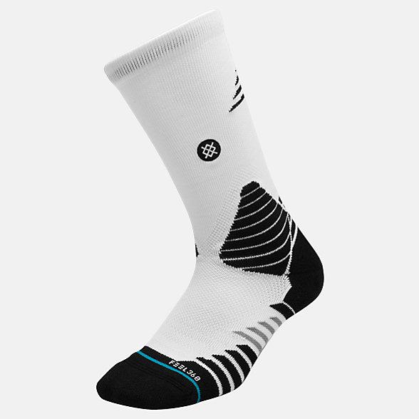 New Balance New Balance x Stance Hoops Socks, M557C19ONBW