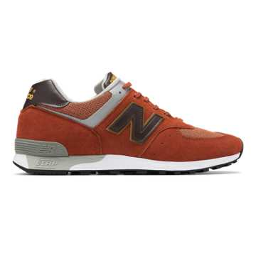New Balance 576 Made in UK, Brick with Grey