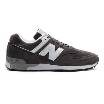New Balance 英国原产576系列男款复古休闲运动鞋 潮流复古 舒适耐磨, 灰咖色