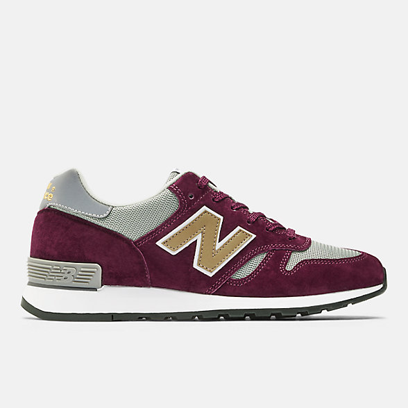 NB Made in UK 670, M670BGW