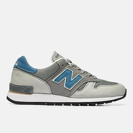 NB MADE in UK 670, M670BSG image number null