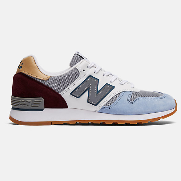 NB 670 Made in UK, M670BWT