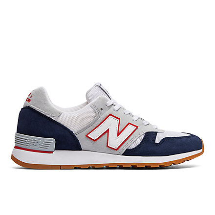 NB 670 Made in UK, M670GNW image number null