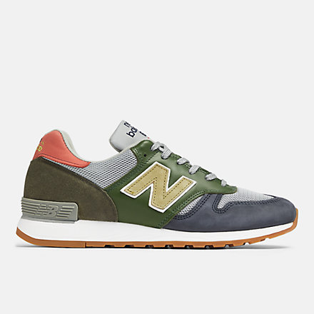 New Balance MADE IN UK 670, M670SPK image number null