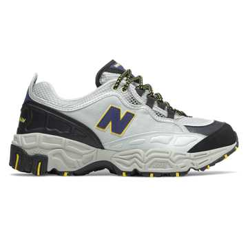 New Balance New Balance 801, Grey with Black & Yellow
