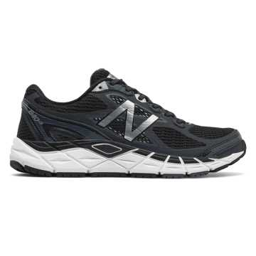 New Balance New Balance 840v3, Black with White