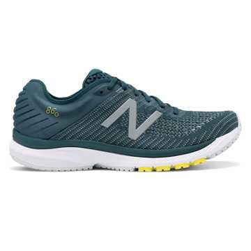 New Balance 860v10, Supercell with Orion Blue & Sulphur Yellow