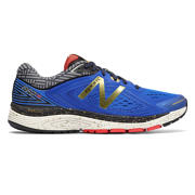 New Balance 860v8 NYC Marathon, Vivid Cobalt Blue with Gold