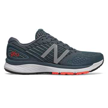 New Balance 860v9, Petrol with Flame