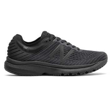 New Balance 860 V10系列男款跑步運動鞋, 黑色