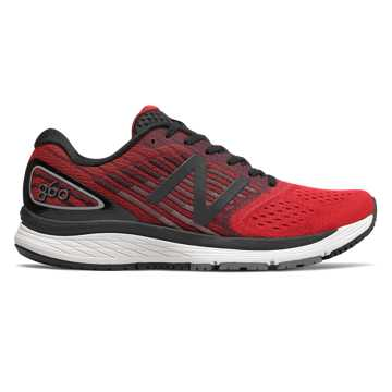 New Balance 860v9, Team Red with Magnet