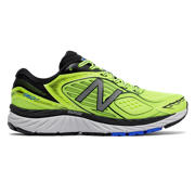 NB New Balance 860v7, Hi-Lite with Black