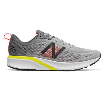 New Balance 870v5, Silver Mink with Lead