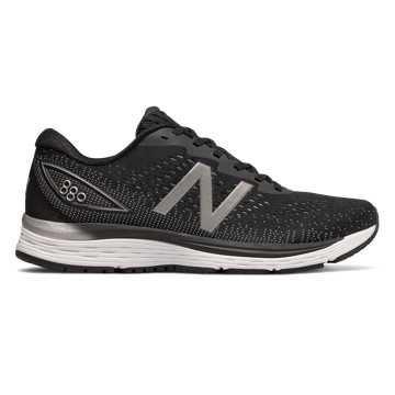 New Balance 880v9, Black with Steel & Orca
