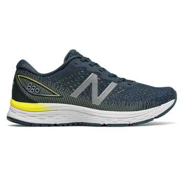 New Balance 880v9, Supercell with Orion Blue & Sulphur Yellow