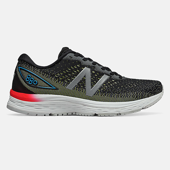 New Balance 880 V9系列男款跑步运动鞋, M880GR9