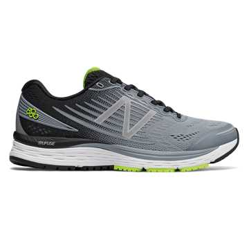 New Balance 880v8, Grey with Black