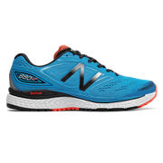 NB 880v7, Maldives Blue with Black & Flame