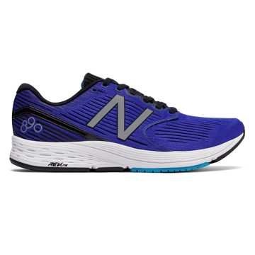 New Balance 890v6, Pacific with Maldives Blue & Black