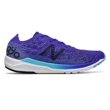 New Balance 890v7, UV Blue with Bayside