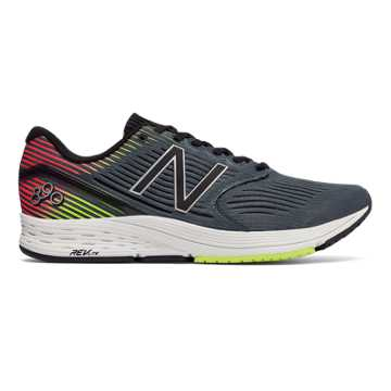 New Balance 890v6, Thunder with Hi-Lite