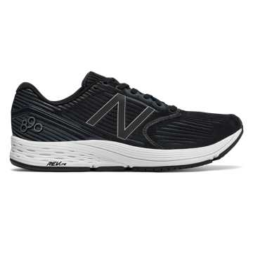 New Balance 890v6, Black with Thunder