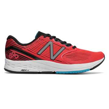 New Balance 890v6, Flame with Black & White